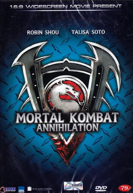 Mortal Kombat : Annihilation มอร์ทัล คอมแบ็ท ศึกวันล้างโลก (ภาค 2)
