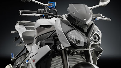 BMW S 1000 R close up shot Hd Images