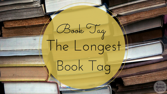 Book Tag of The Longest Book Tag