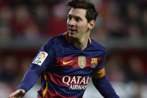 """Lionel Andrés """"Leo"""" Messi"""