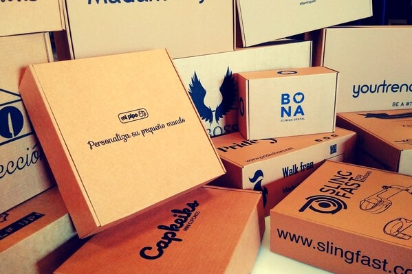 packaging ecommerce personalizado
