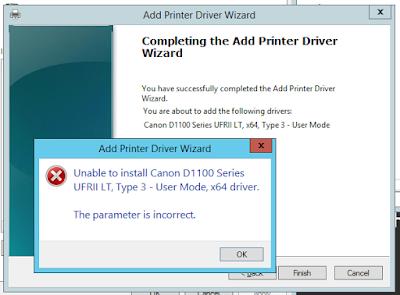 Solusi Masalah Driver Printer Gagal Diinstal