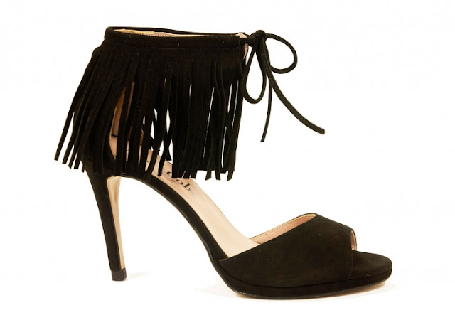 Zapatos de fiesta Nuria cobo