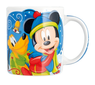 Cana cu Mickey si Pluto  se vinde online aici