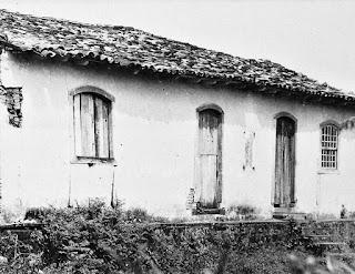 Foto da Antiga Casa de Teares, no Museu Histórico de São Leopoldo