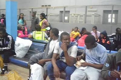 Libya Repatrites Another 159 Nigerians (Photos) 8