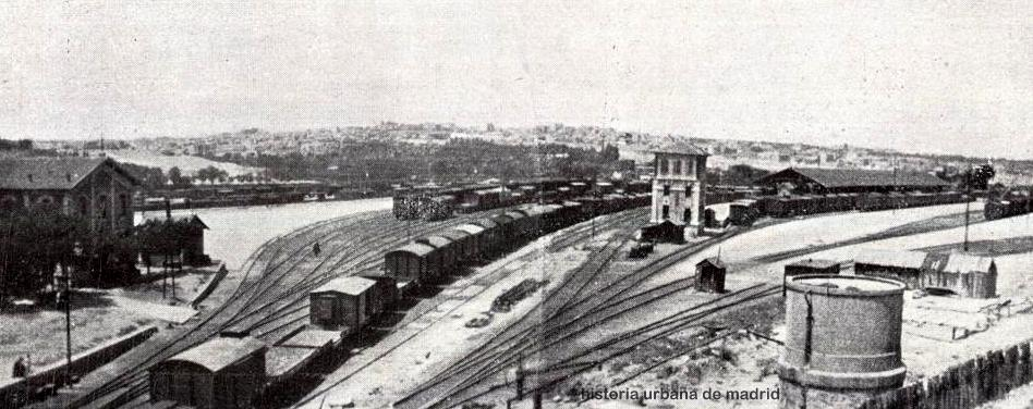 Historia urbana de madrid madrid 10 de septiembre de 1913 - Paseo imperial madrid ...