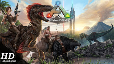 ARK: Survival Evolved Apk + Data Full Download