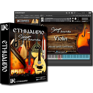 ETHNAUDIO - Strings Of Anatolia Full version