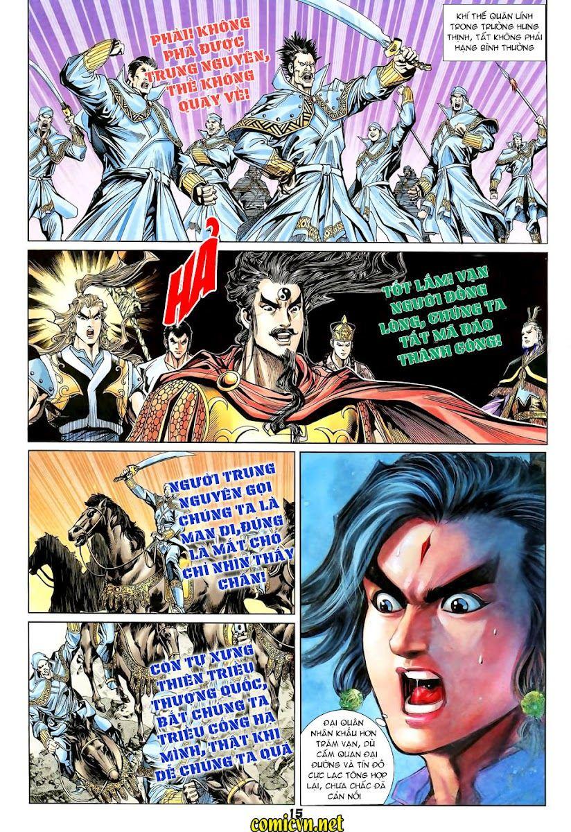 Đại Đường Uy Long chapter 90 trang 15