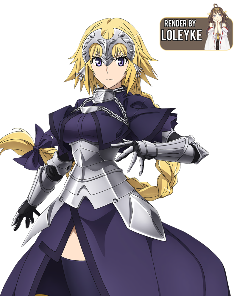 render Jeanne d'Arc - Ruler