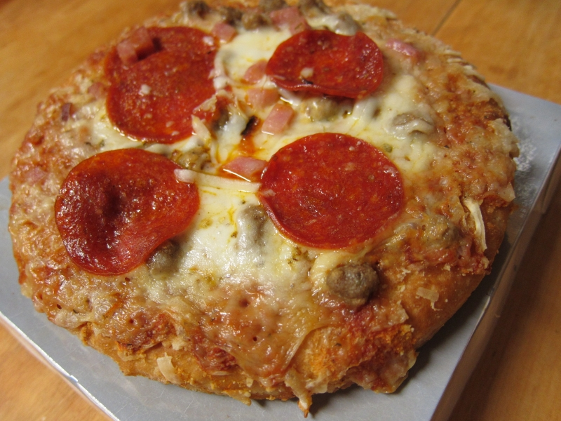 How To Cook Frozen Pizza On Skillet