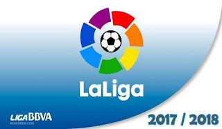 Jadwal Lengkap La Liga 2017-2018