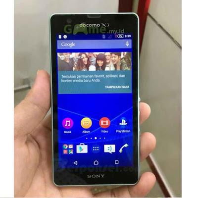Harga dan Spesifikasi Sony Xperia ZR Docomo Baru/Bekas 2017