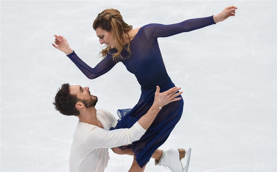 Olympic skating pairs dating after divorce 2