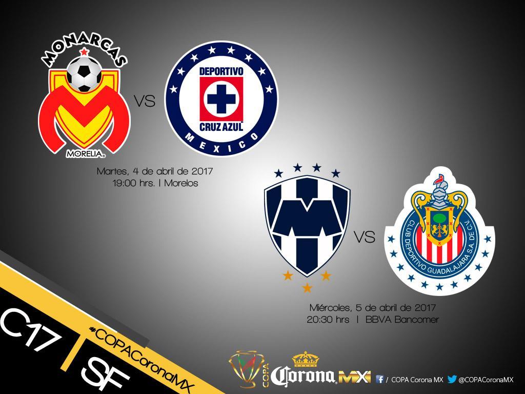 Monterrey jugará en el estadio BBVA Bancomer contra Guadalajara.