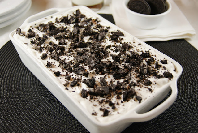 No-Bake Oreo Icebox Dessert image