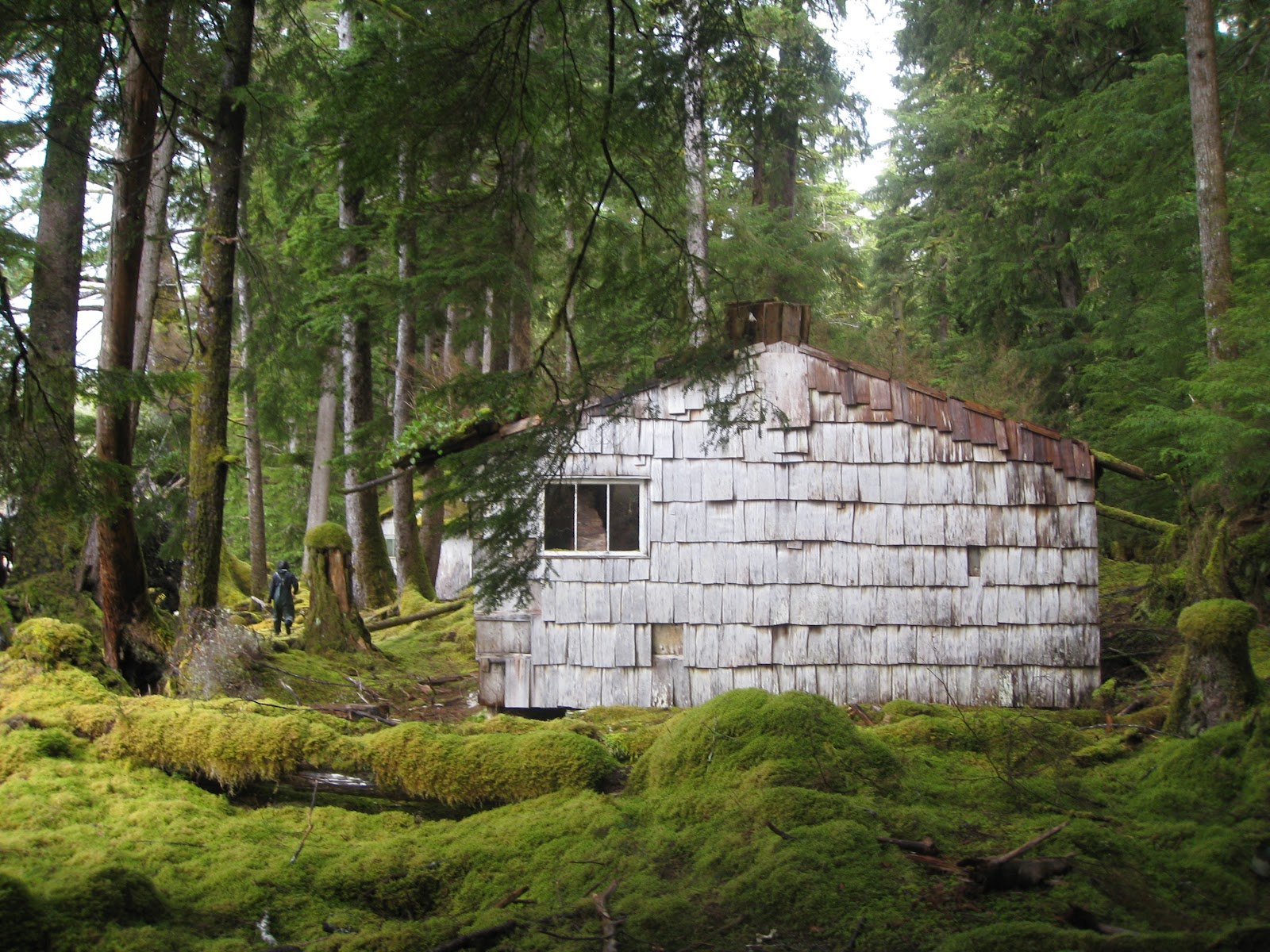 General Delivery Gwaii Haanas National Park Reserve And