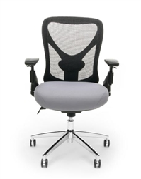 Mesh Back Big And Tall Office Chair