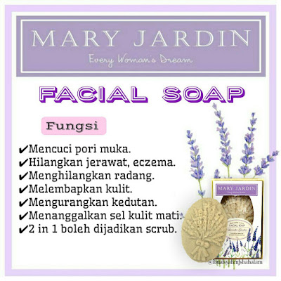 fungsi facial soap mary jardin