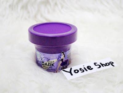 Clear Dark Chomnita Cream Pemutih Bokong Original