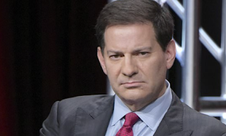 'It was gross. He's gross': Former ABC News researcher says Mark Halperin insisted that she sit on his lap during a private meeting