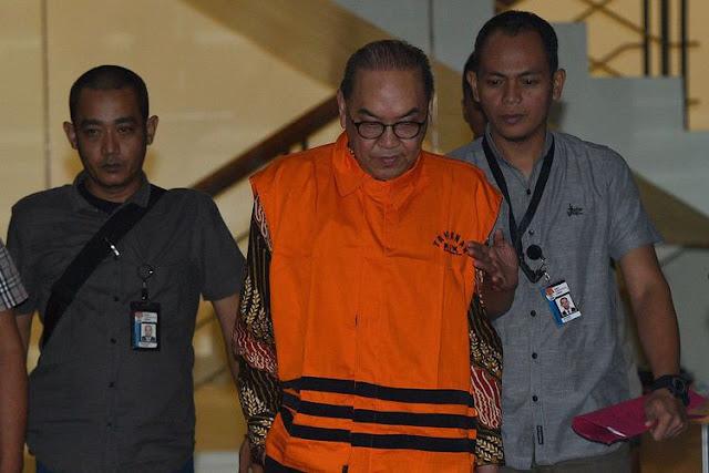 Kasus PLTU Riau-1, KPK Tuntut Johannes Kotjo 4 Tahun Penjara