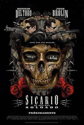 Sicario Day Of The Soldado 2018 Custom CAM Dual Latino Cam V2