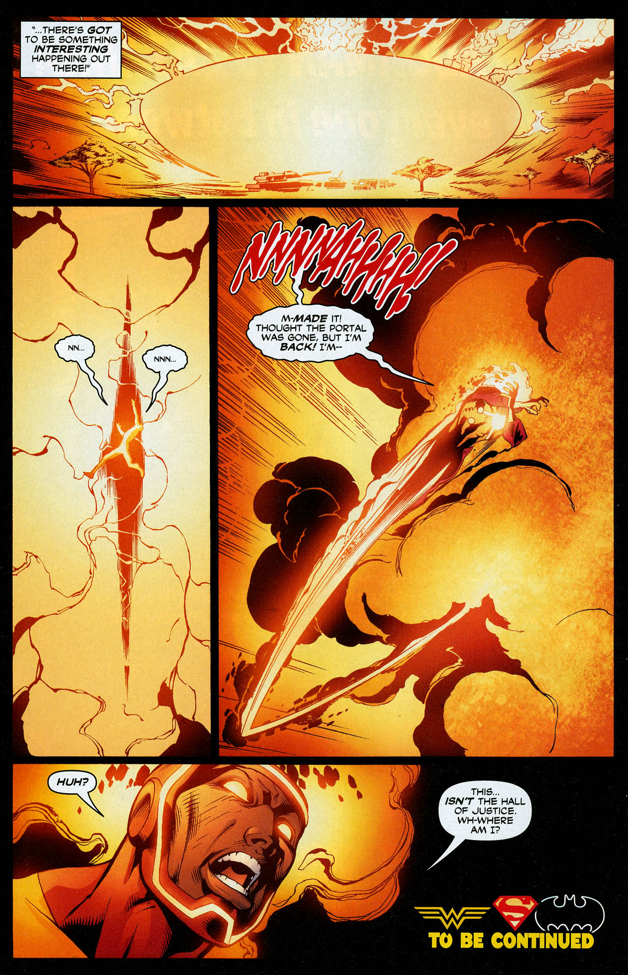 Read online Trinity (2008) comic -  Issue #18 - 17