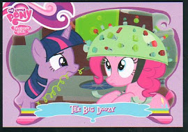 My Little Pony The Big Doozy Series 1 Trading Card