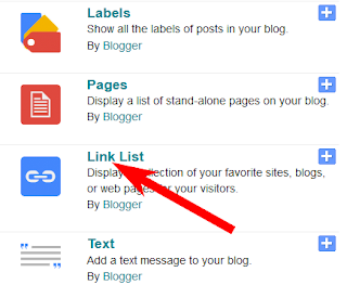Category Widget blog me kaise add kare