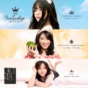 JKT48 - JKT48 5TH Sousenkyo Special Unit