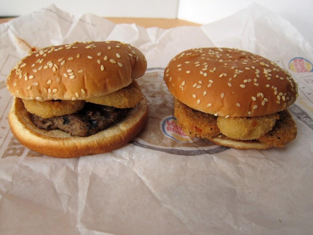 Review Burger King