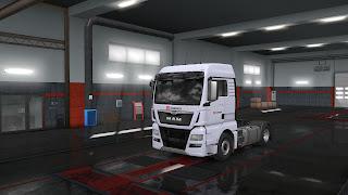 ets 2 european logistics companies paint jobs pack v1.1 screenshots 11, db schenker