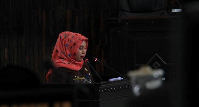 Penghujung Tahun 2016, DPRD Palopo Sahkan 5 Perda
