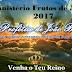 Projeto de Vida 2017 - Ano Profético de João Batista