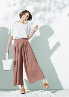 日本國民女神新垣結衣 完美演繹UNIQLO Drape Collection垂墜風空氣感新時尚
