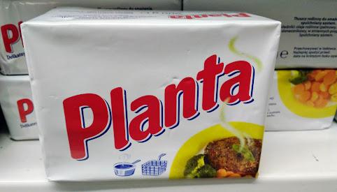 Tłuszcz do smażenia, Planta