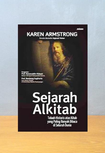 SEJARAH ALKITAB, Karen Armstrong