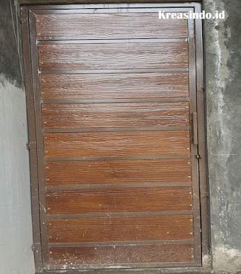 Daftar Harga Pintu Besi GRC dan Beberapa Model Terbaru