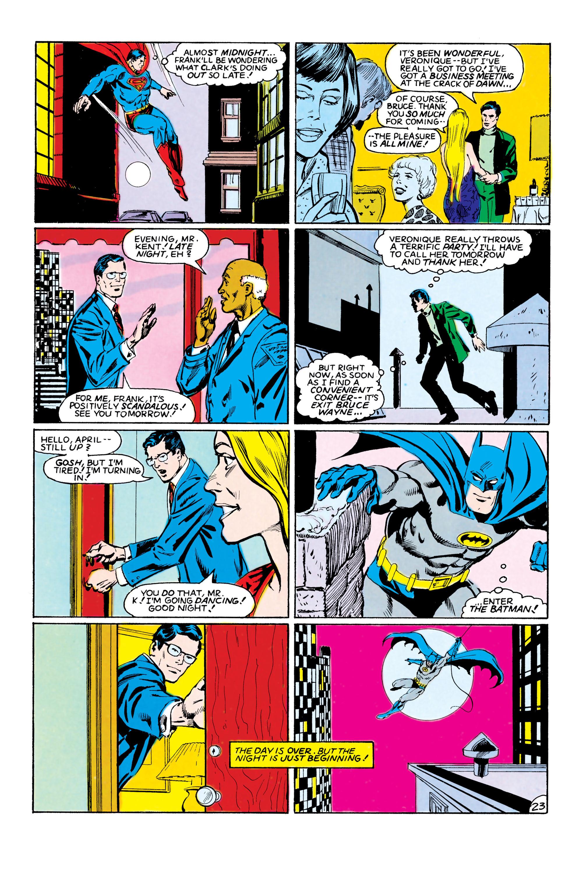 Read online World's Finest Comics comic -  Issue #308 - 24