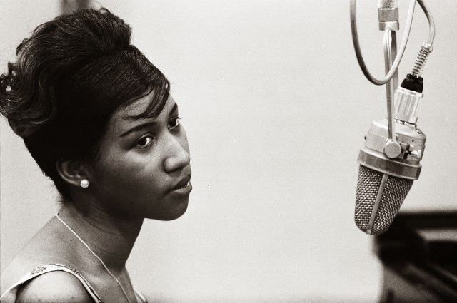 10 Most Influential Women Aretha Franklin