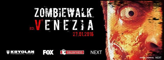 Zombie Walk Venezia 2018