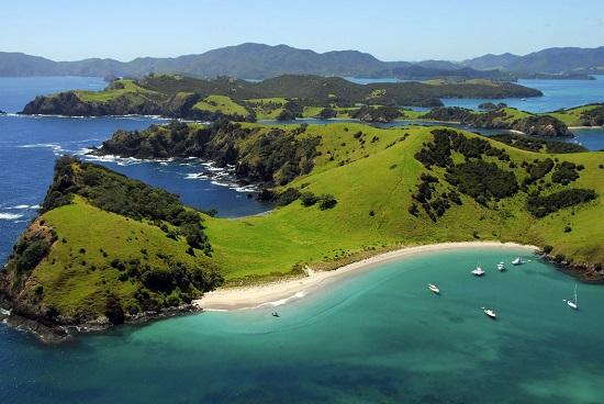 Nuova Zelanda collegare