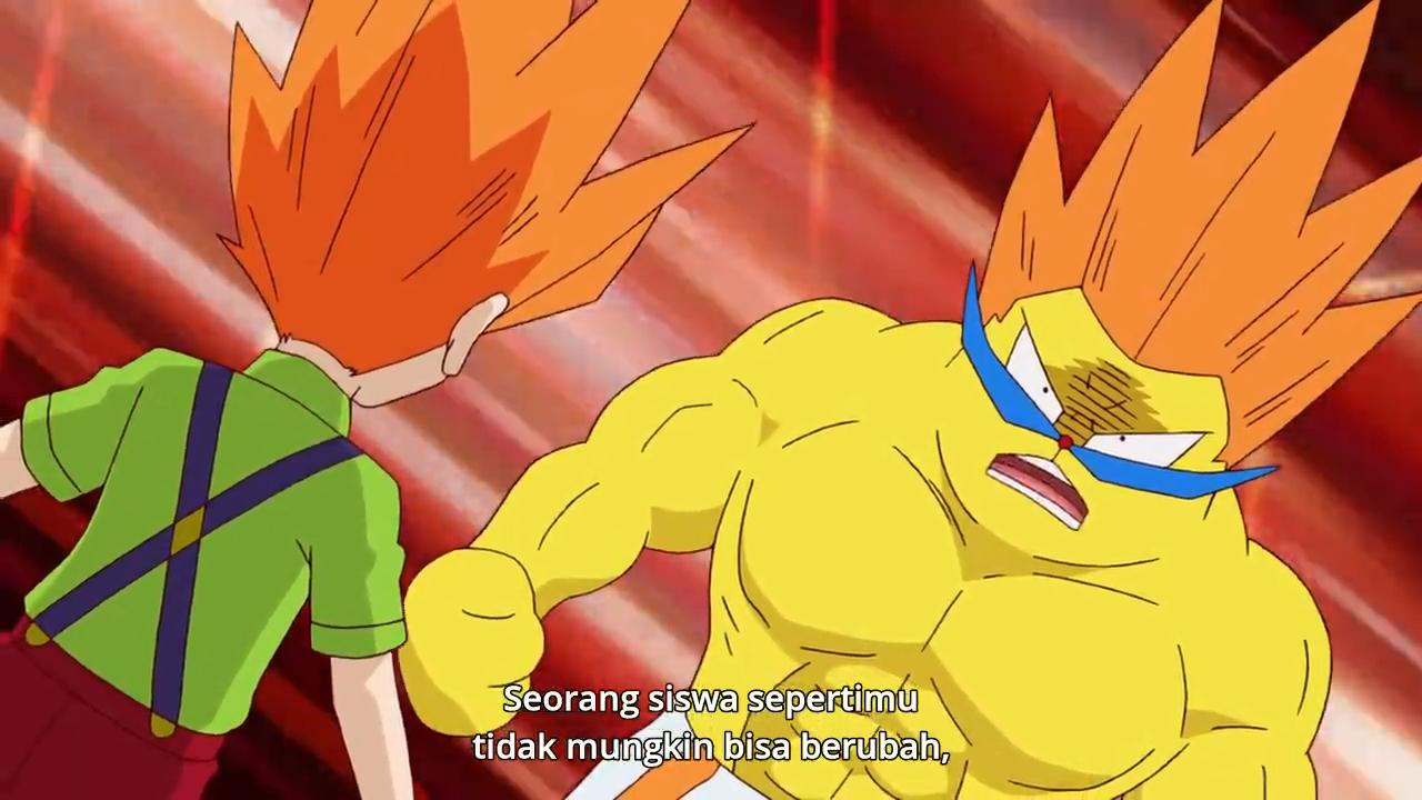 Download 100% Pascal-sensei (TV) Episode 07 Subtitle Indonesia