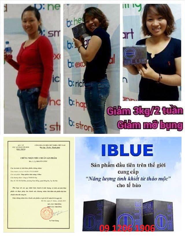 Công dụng của I Blue đối đời sống của bạn