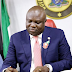 Lagos State governor, Ambode signs the 2017 budget
