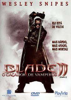 Blade 2: O Caçador de Vampiros - BDRip Dual Áudio