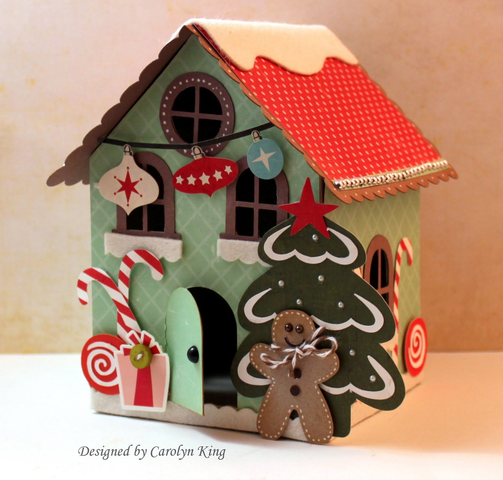 8+ Gingerbread House Templates