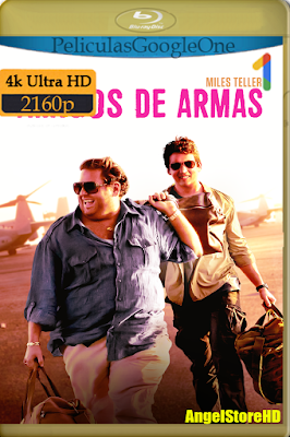 Amigos De Armas (2016) [4K UHD [HDR] [Latino-Inglés-Castellano] [GoogleDrive] – By AngelStoreHD